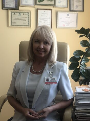 Оксана Петрівна Гандурська-Павленко