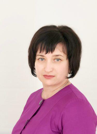Лазуткіна Олена Іванівна