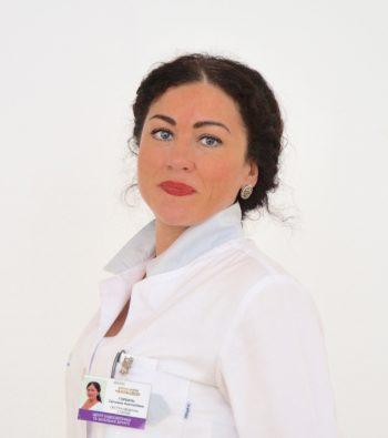 Горбань Світлана Анатоліївна